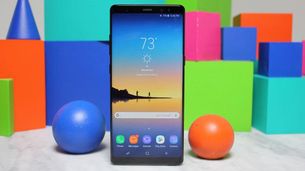 Samsung Galaxy Note 9 lộ cấu hình và điểm cực khủng trên Geekbench