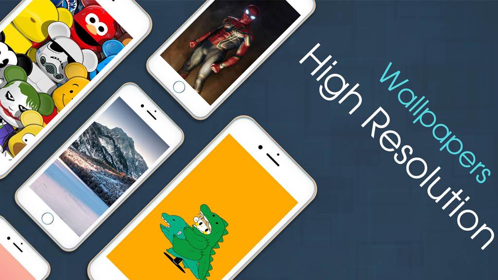 Chia sẻ bộ ảnh nền tổng hợp chất lượng cao dành cho điện thoại tỉ lệ 18:9, 19:9