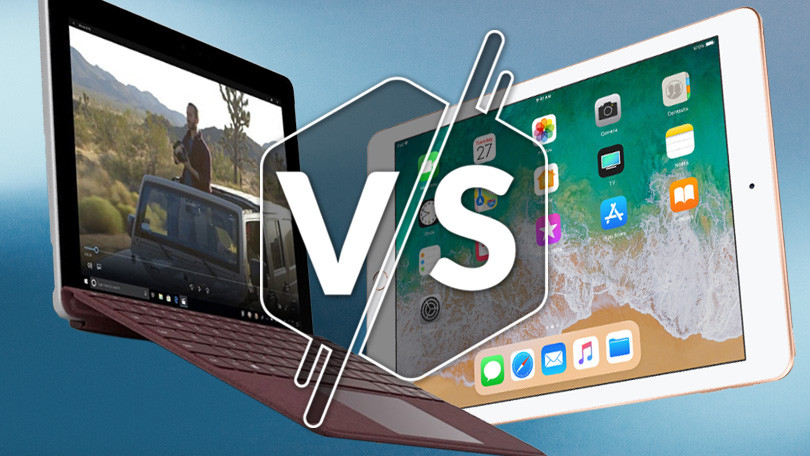 Tại sao Surface Go của Microsoft không phải là kẻ hủy diệt iPad?