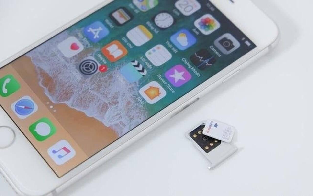 Hướng dẫn nhận biết iPhone lock được hô biến thành iPhone quốc tế sau sử dụng mã ICCID mới