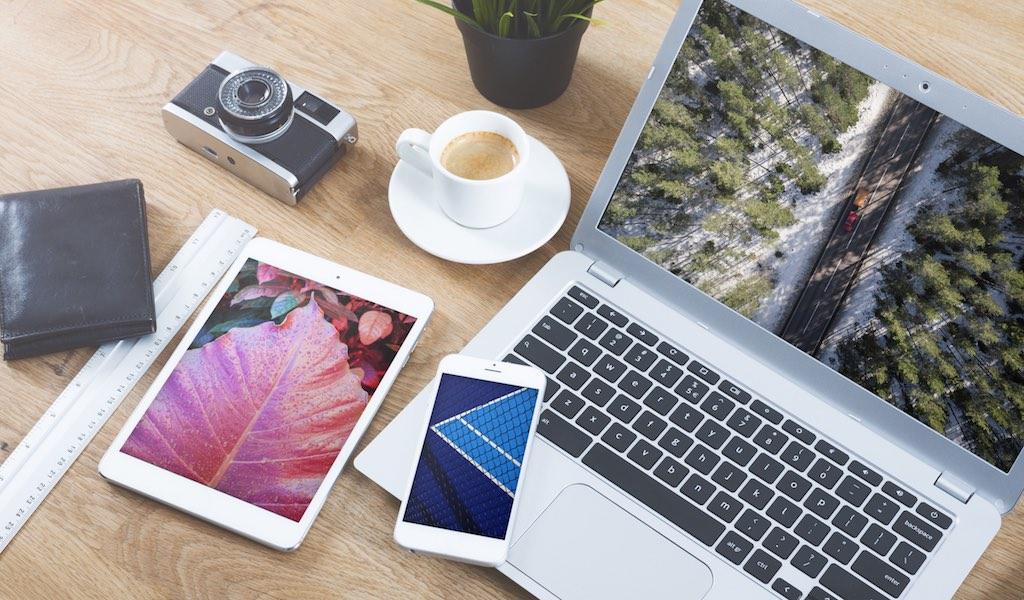 Chia sẻ bộ ảnh nền 5K rất đẹp của iPad Pro 10.5 inch mà Apple chỉ cài trên máy demo tại cửa hàng