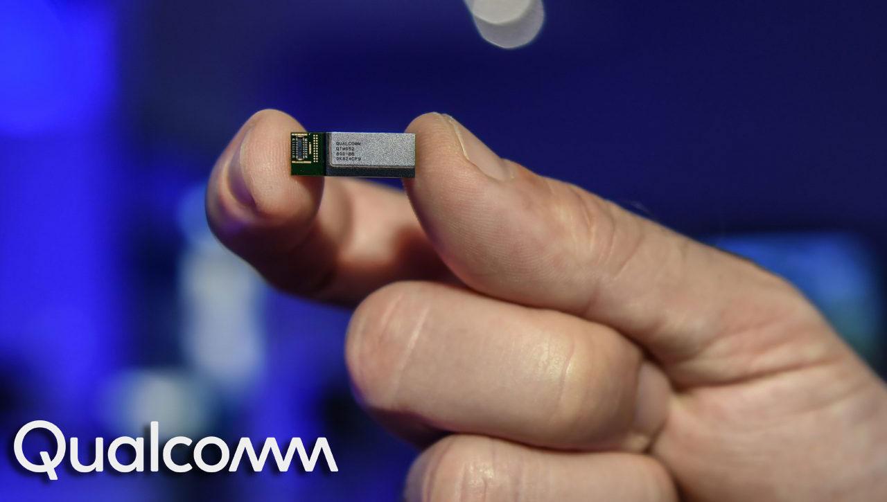 Qualcomm trình làng ăng-ten mmWave 5G đầu tiên trên thế giới cho smartphone