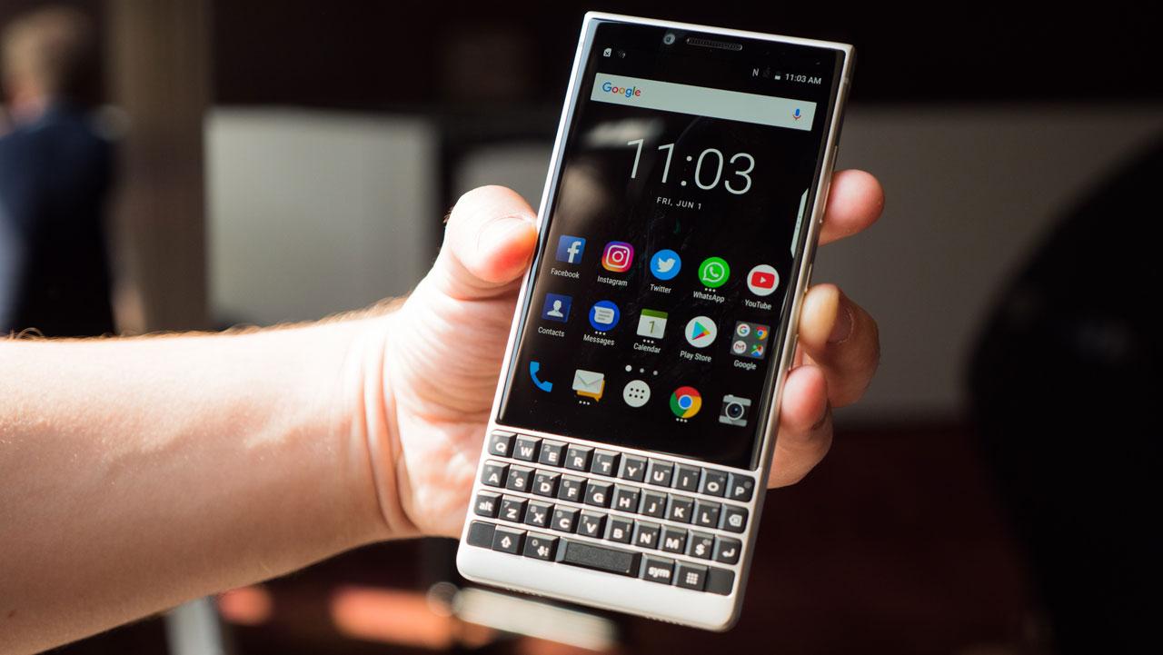 Blackberry Key2 chính thức ra mắt tại Việt Nam: Bàn phím vật lý, camera kép, giá 17 triệu đồng