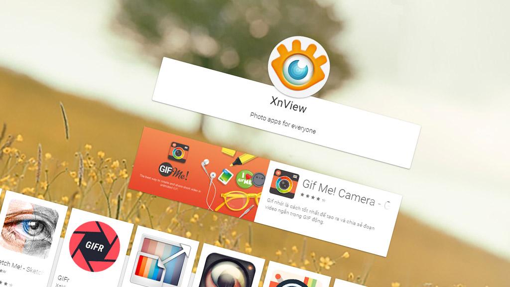 Nhanh tay tải về trọn bộ ứng dụng hỗ trợ chỉnh sửa và chụp ảnh trị giá 213.000đ từ XnView Studio