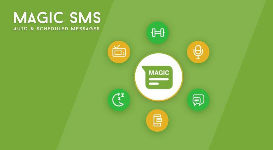 Nhanh tay tải miễn phí Magic SMS Pro, ứng dụng tự động trả lời tin nhắn và cuộc gọi trị giá 44.000đ