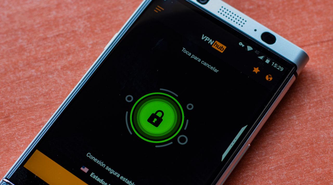 Chia sẻ ứng dụng VPNhub Premium đã được mod miễn phí trên máy Android