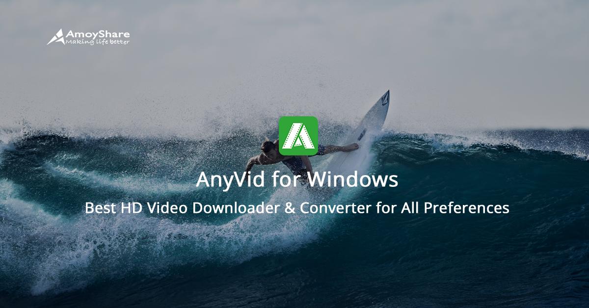 Nhanh tay nhận miễn phí AnyVid: Ứng dụng Downloader giúp bạn tải video từ Youtube, Facebook,v.v...cực kỳ đơn giản!