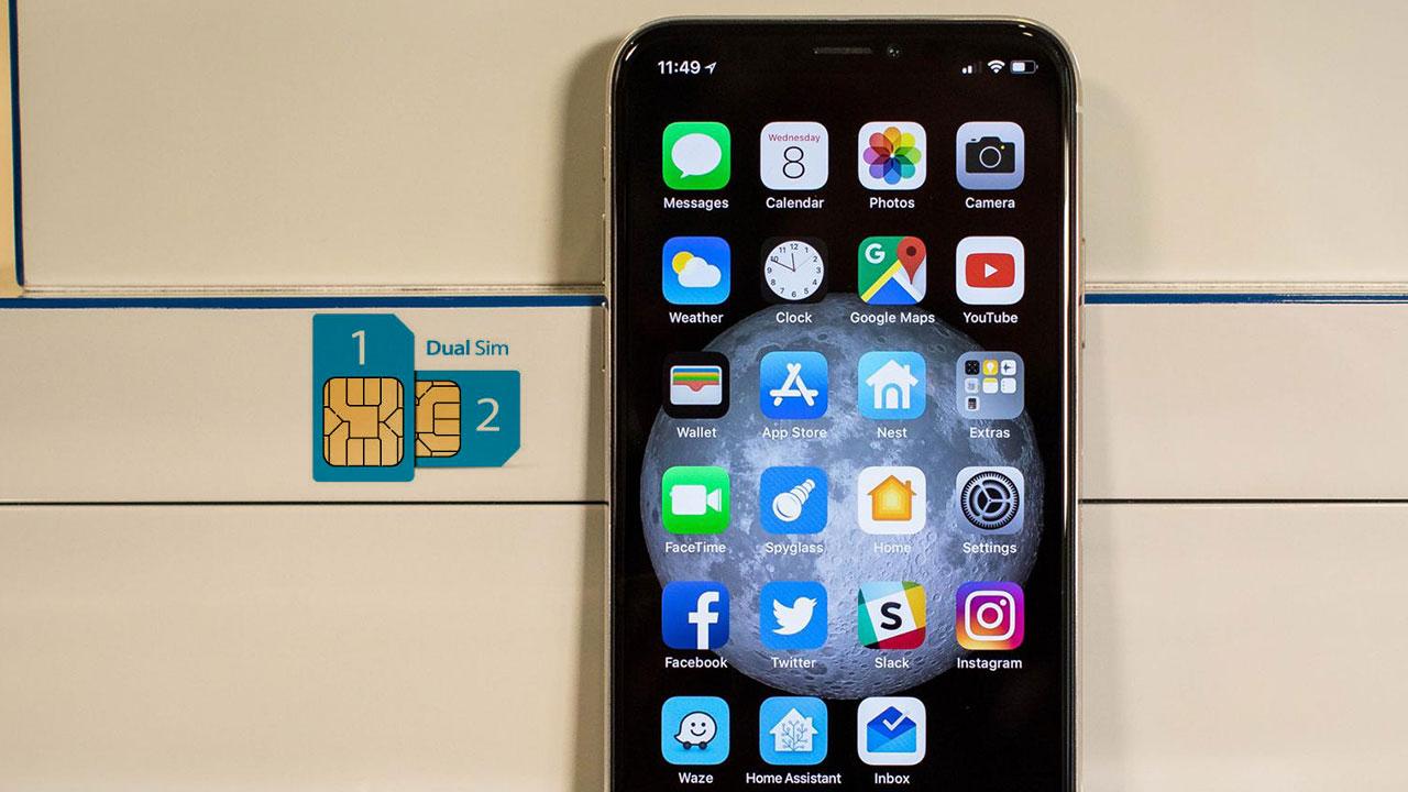 Lộ bằng chứng cho thấy thế hệ iPhone tiếp theo sẽ hỗ trợ 2 SIM