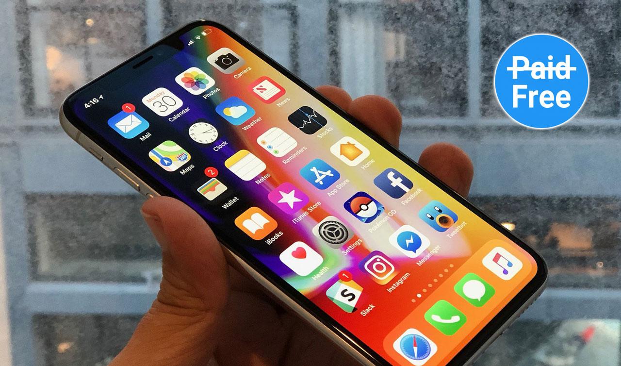 [01/08/18] Nhanh tay trải về 17 ứng dụng và trò chơi trên iOS đang được miễn phí trong thời gian ngắn, trị giá 53 USD