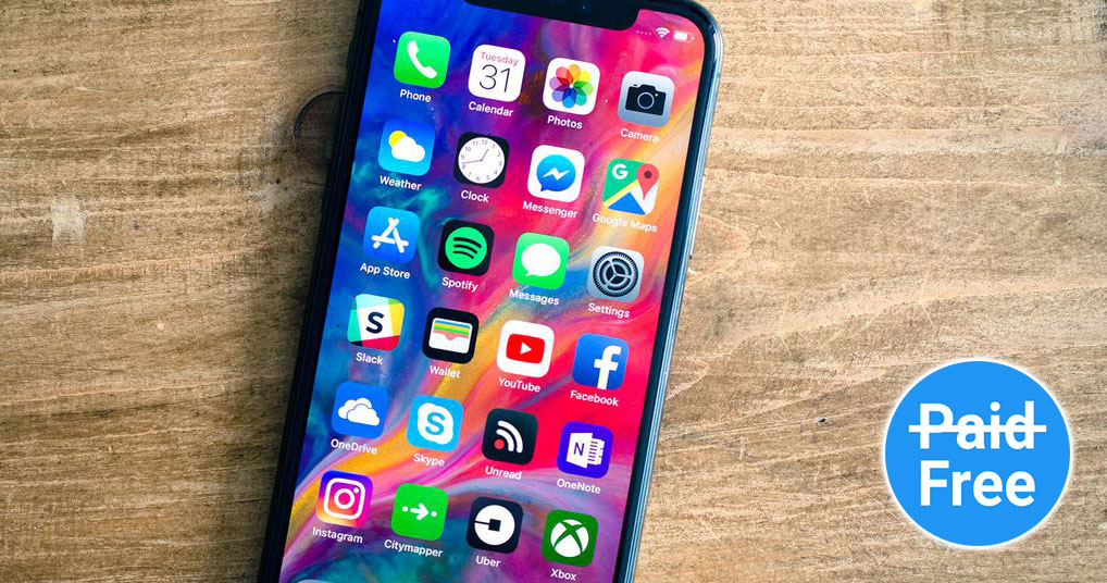 [02/08/18] Nhanh tay tải về 14 ứng dụng và trò chơi trên iOS đang được miễn phí trong thời gian ngắn, trị giá 30 USD