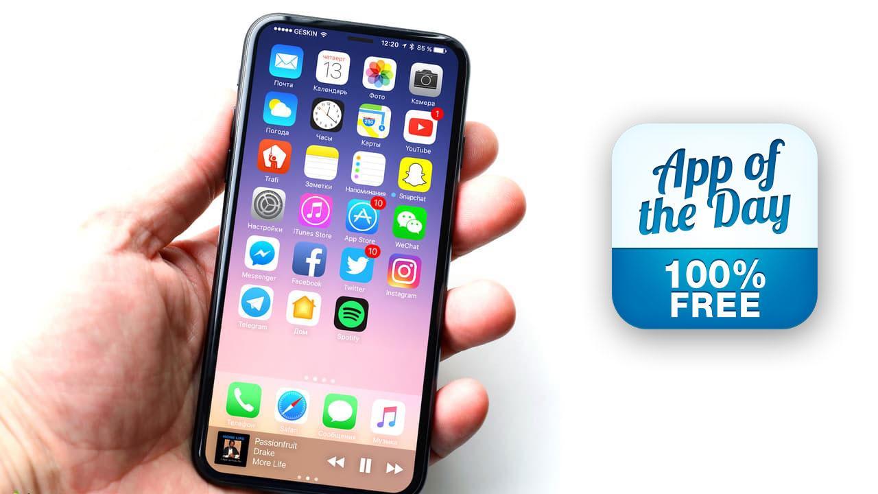 [03/08/18] Nhanh tay tải về 12 ứng dụng và trò chơi trên iOS đang được miễn phí trong thời gian ngắn, trị giá 34 USD