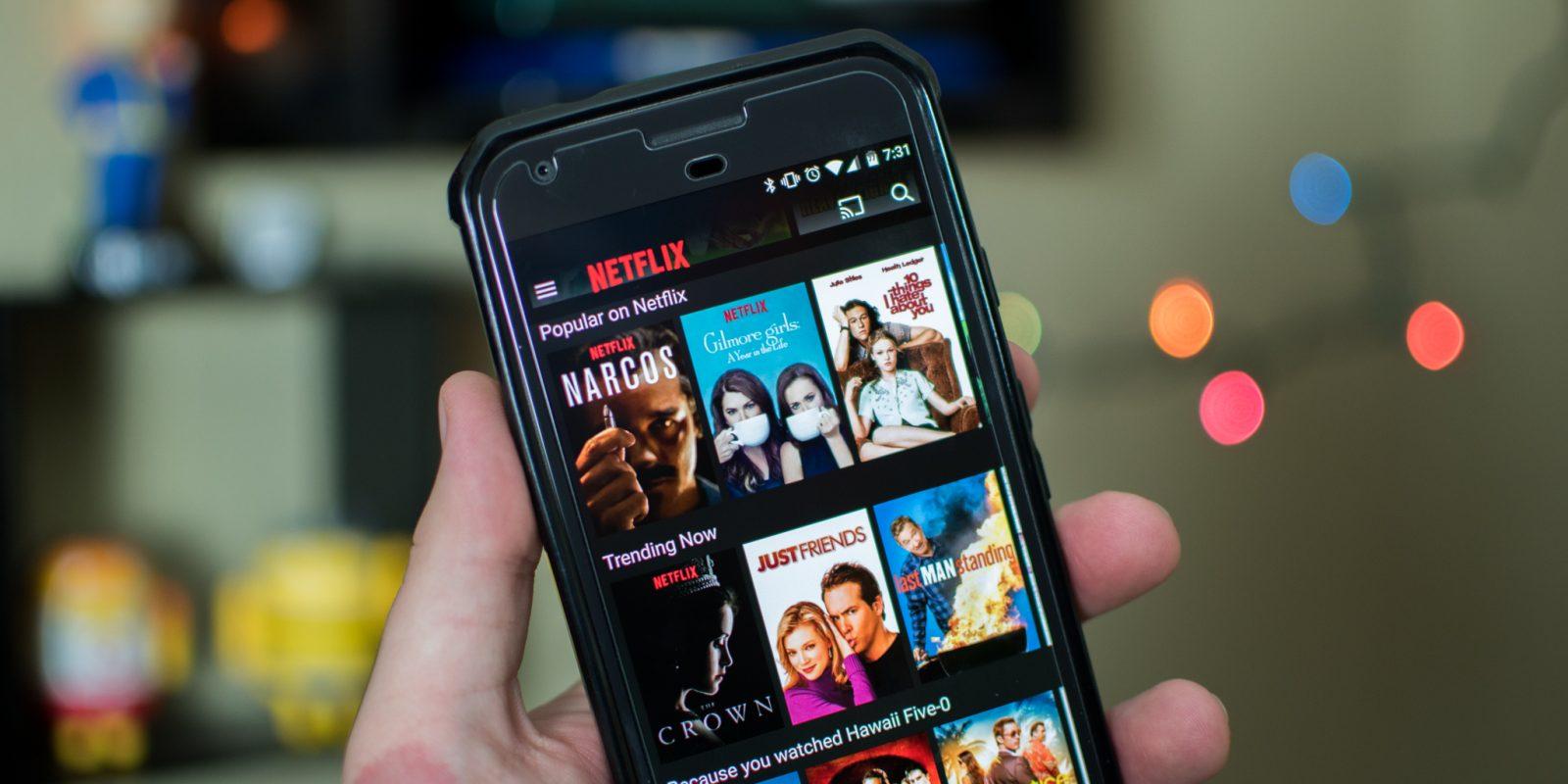 Chia sẻ ứng dụng Netflix Premium miễn phí trên Android - Xem phim chất lượng cao đi kèm Vietsub