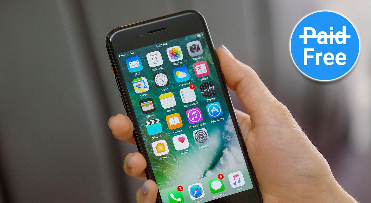 [07/08/2018] Nhanh tay tải về 12 ứng dụng và trò chơi trên iOS đang miễn phí trong thời gian ngắn