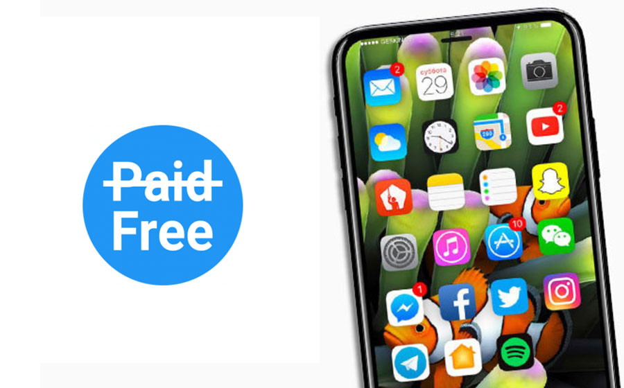 [08/08/2018] Nhanh tay tải về 15 ứng dụng và trò chơi trên iOS đang miễn phí trong thời gian ngắn