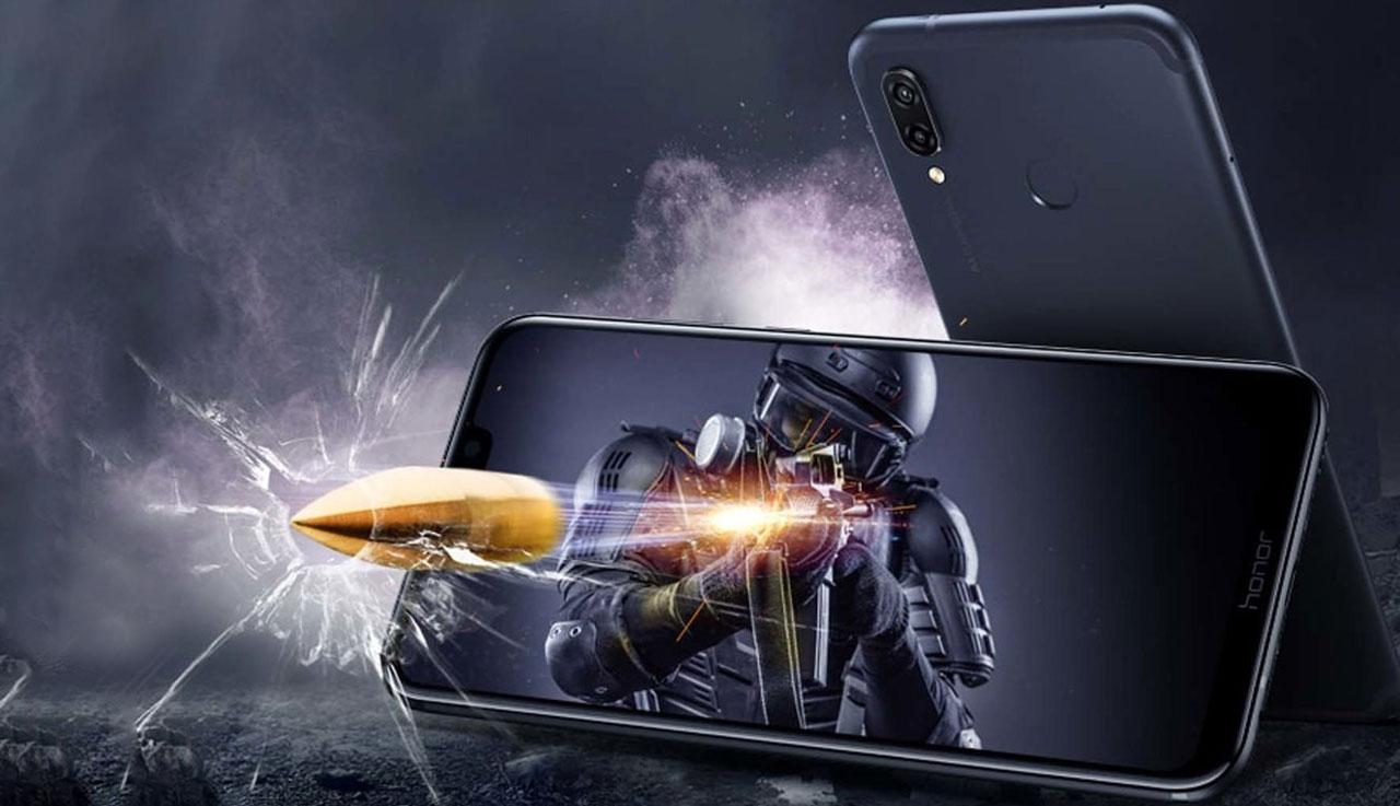 Honor Play: Gaming phone dành cho game thủ, giá 6,99 triệu đồng