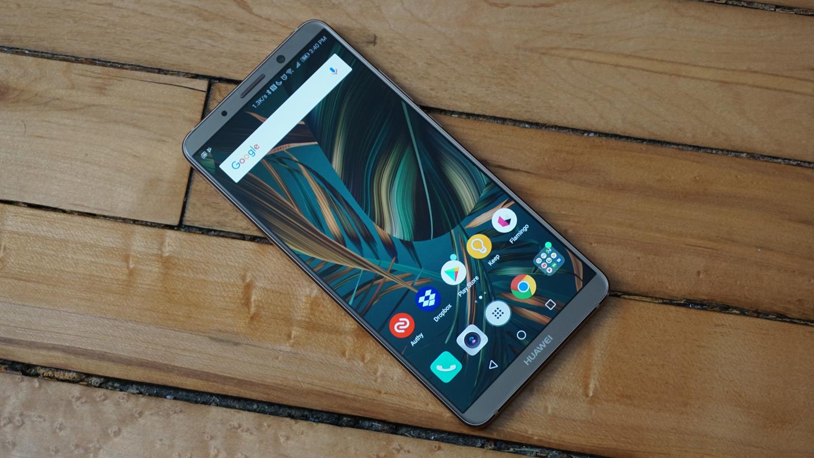 Huawei Mate 20 Pro sẽ sở hữu viên pin rất lớn, lên tới 4200mAh?