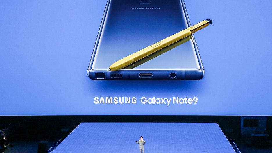 Samsung Galaxy Note 9 chính thức được ra mắt với Snapdragon 845, 8GB RAM, bút S Pen mới, giá từ 24.5 triệu