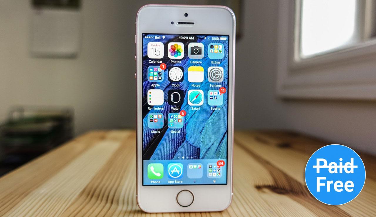 [13/08/2018] Nhanh tay tải về 8 ứng dụng và trò chơi trên iOS đang miễn phí trong thời gian ngắn