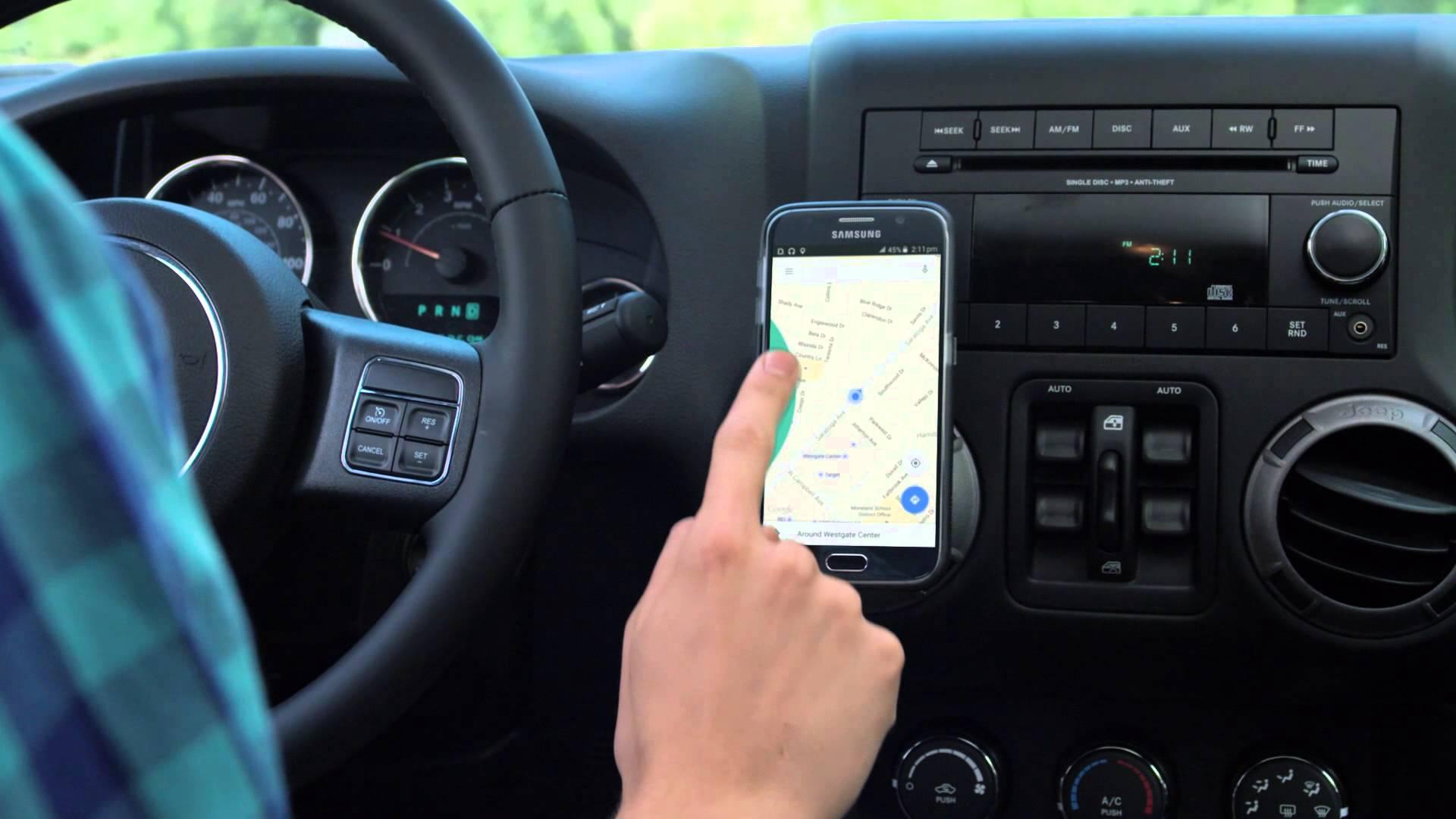 Chia sẻ miễn phí bản Premium ứng dụng Drivemode: Safe Driving App v7.3.1