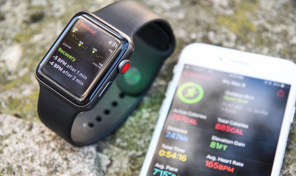 Apple đang tiến hành phát triển một con chip dành riêng cho việc phân tích dữ liệu sức khỏe trên Apple Watch