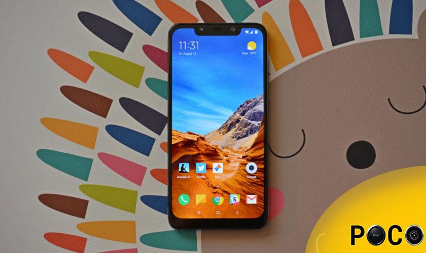 Pocophone F1 của Xiaomi lộ điểm hiệu năng đáng gờm, với Snapdragon 845 và 8GB RAM