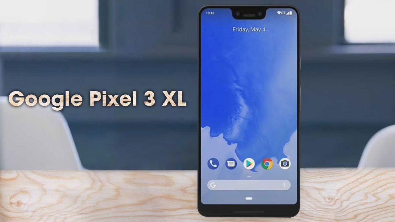 Google Pixel 3 XL rò rỉ ảnh thực tế với tai thỏ quá to, viền dưới siêu dày