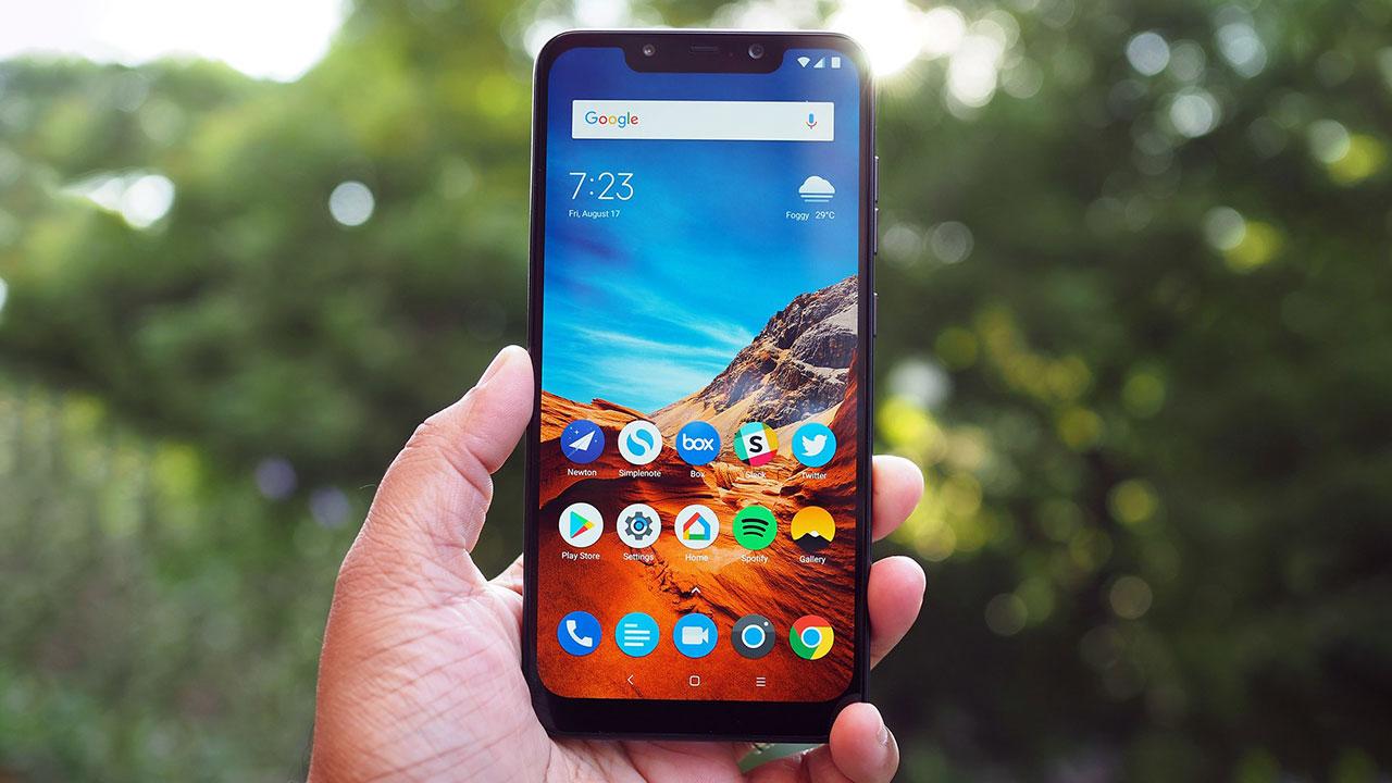 Hướng dẫn cài đặt POCO Launcher trên POCO F1 lên tất cả smartphone khác Xiaomi