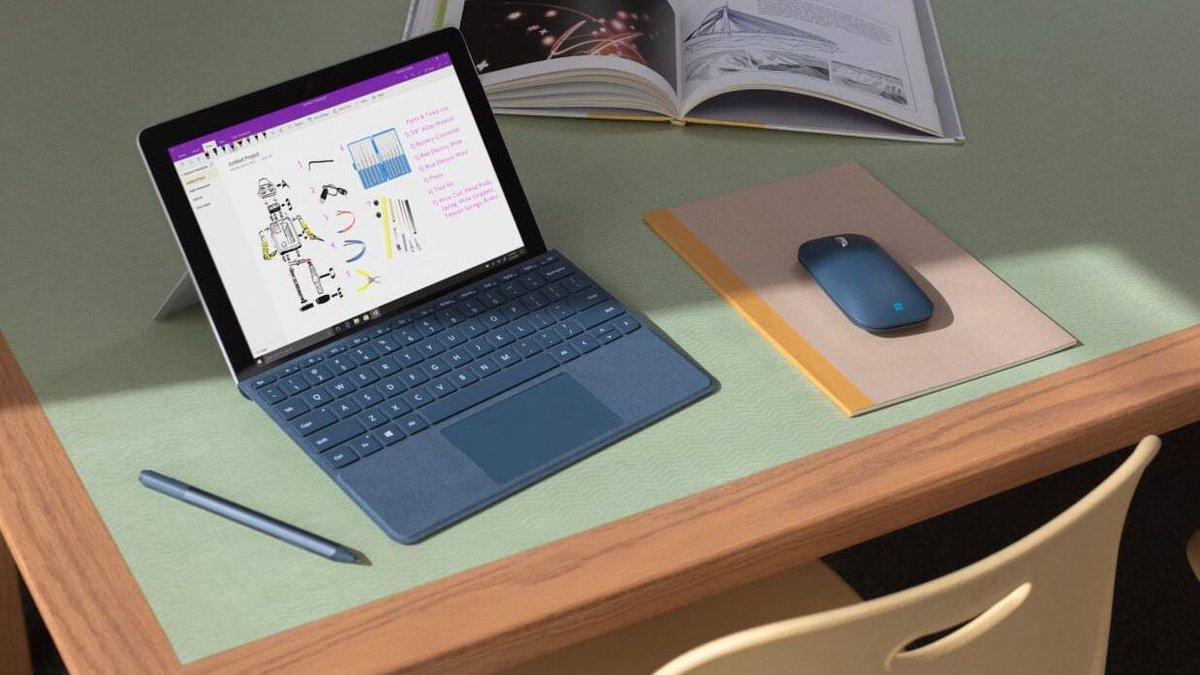 Intel kẻ phá đám trong mối tình giữa Surface Go và chip ARM dành cho Windows