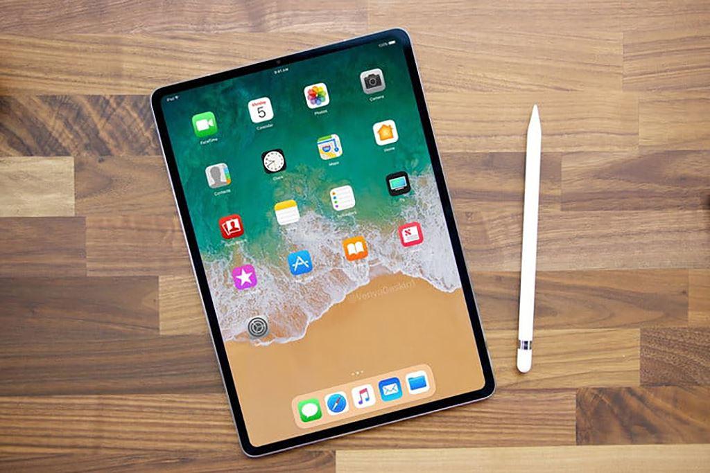 Ốp lưng iPad Pro 2018 bất ngờ rò rỉ trên mạng, mặt lưng có linh kiện mới?