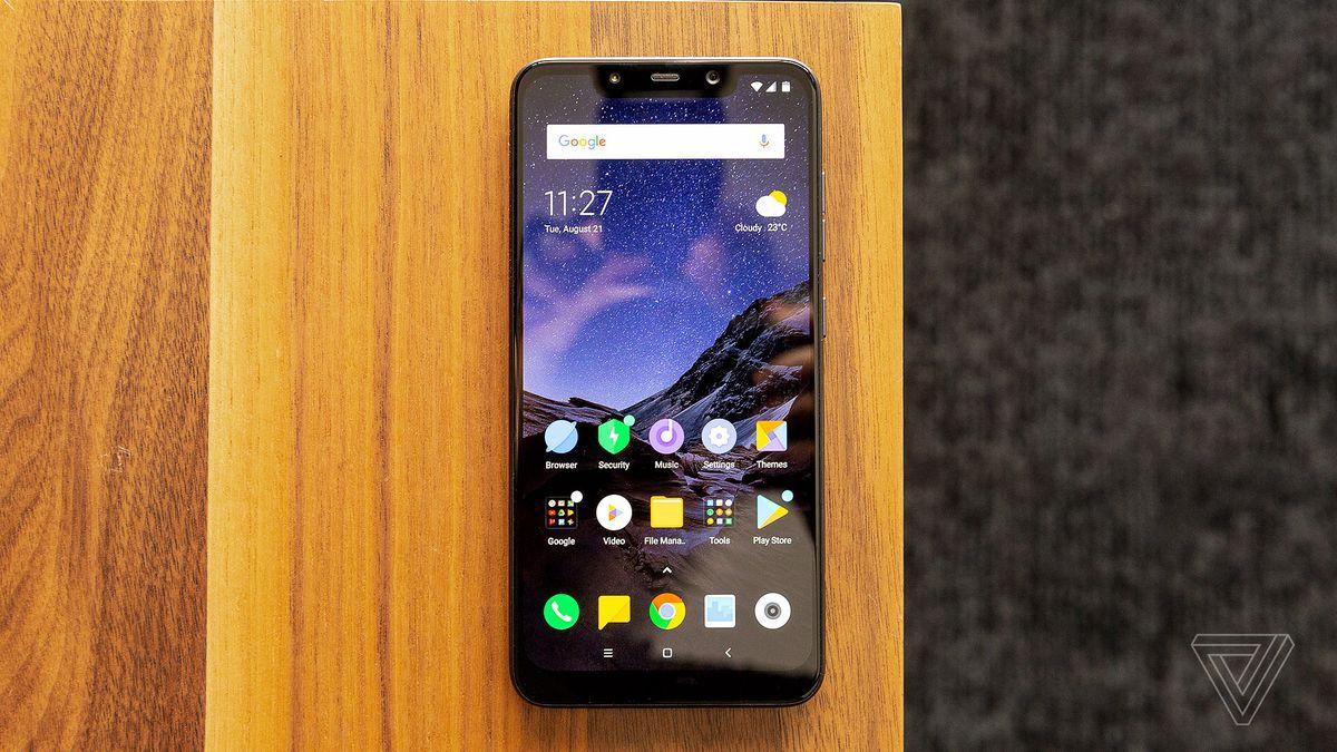 Xiaomi bán được gần 100.000 chiếc Pocophone F1 chỉ trong chưa đầy 5 phút mở bán tại Ấn Độ