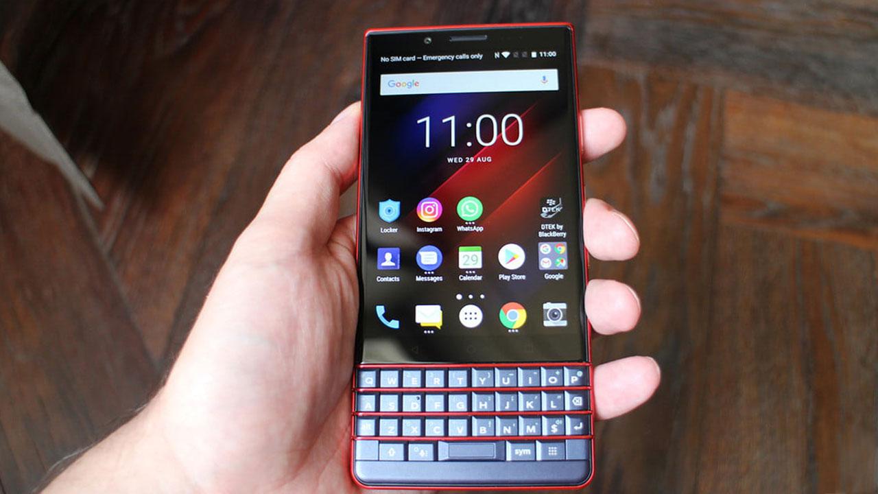 [IFA 2018] BlackBerry chính thức ra mắt KEY2 LE với Snapdragon 636, 4GB RAM, giá từ 9,28 triệu đồng