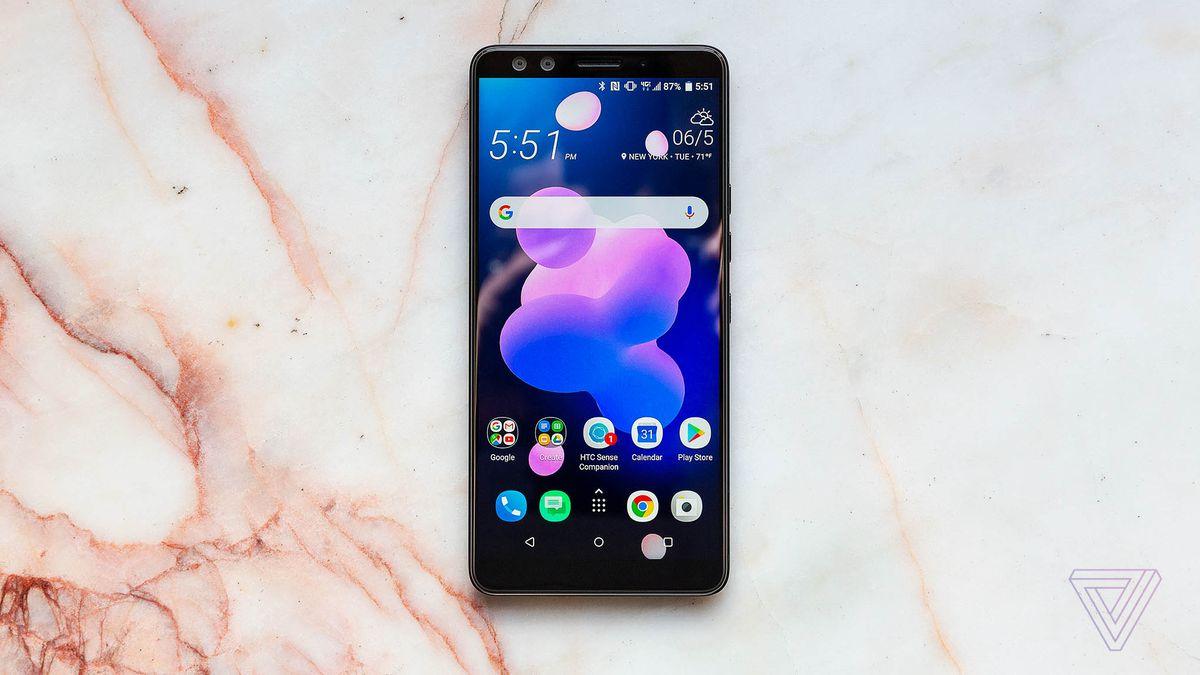 HTC vẫn quyết tâm sản xuất smartphone, còn là smartphone cao cấp với chip Snapdragon 855 và công nghệ 5G