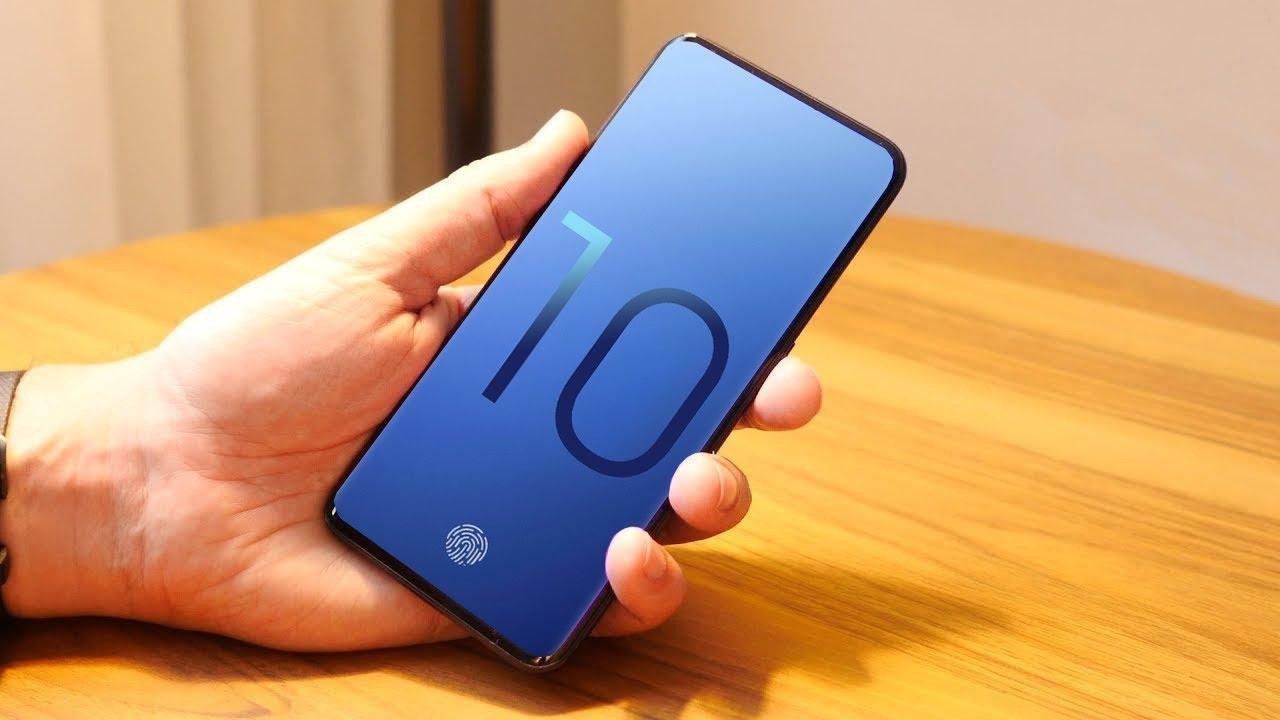 Samsung Galaxy S10 sẽ được trang bị công nghệ cảm biến vân tay dưới màn hình cao cấp nhất thế giới
