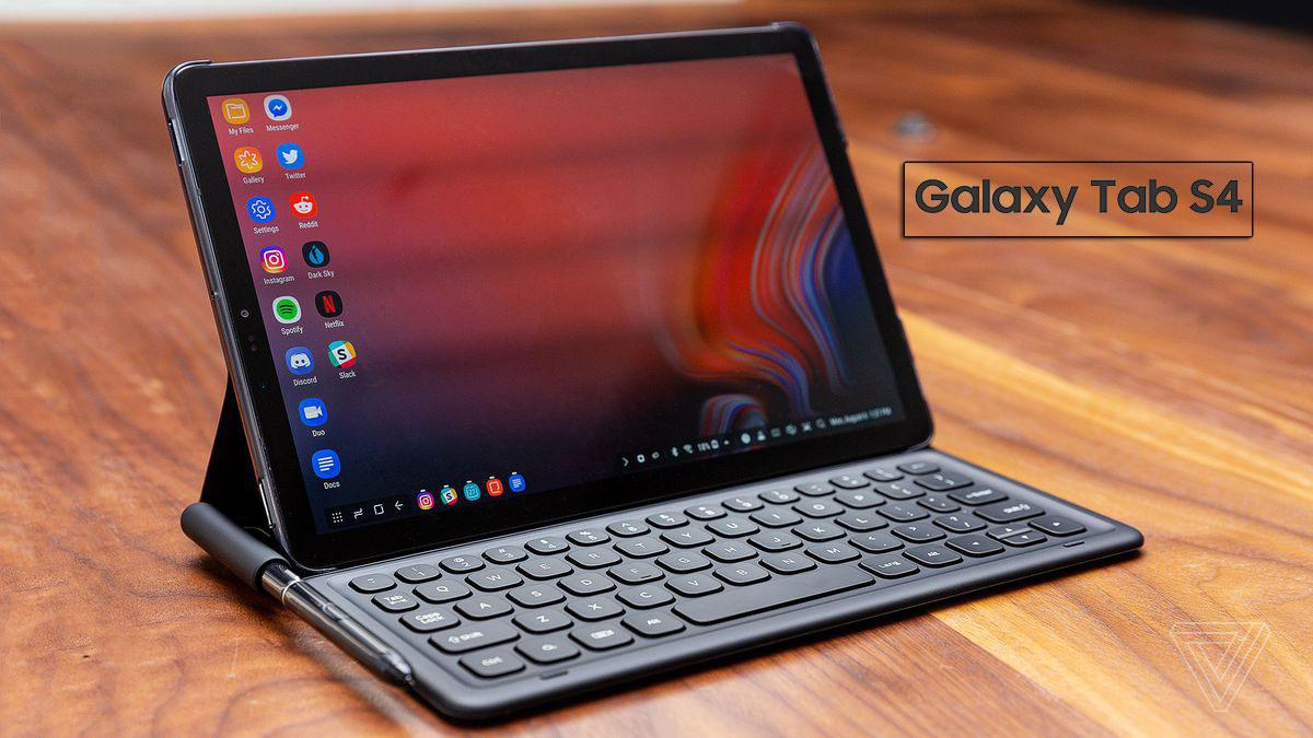 Samsung ra mắt Galaxy Tab S4 tại thị trường Việt Nam: Chip Sapdragon 835, màn hình AMOLED 10.5 inch, giá 18 triệu