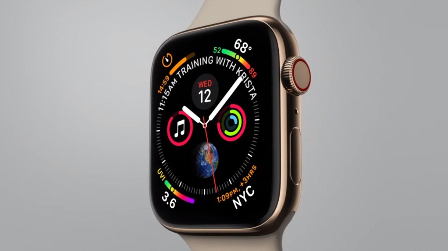 Cùng điểm qua những thay đổi đáng giá của Apple Watch Series 4 so với Series 3