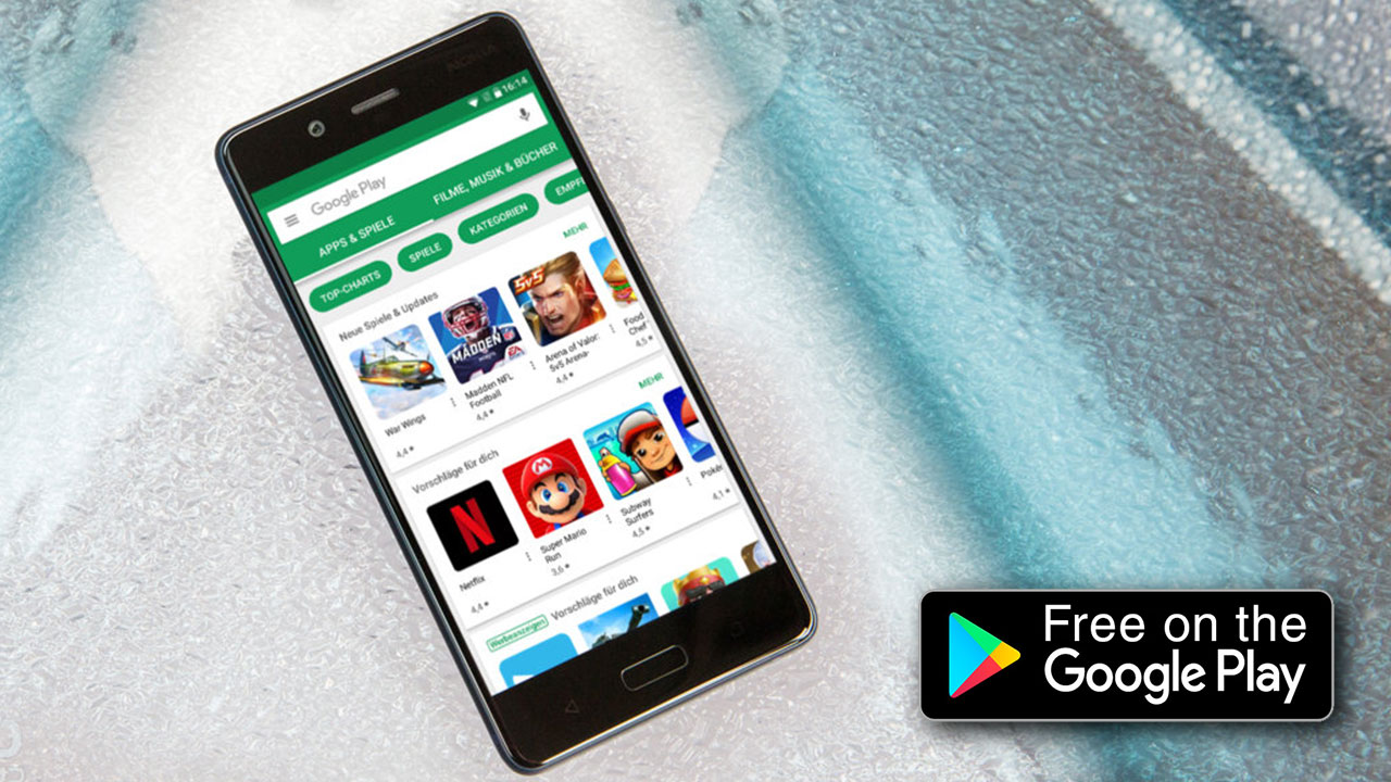 [16/09/2018] Nhanh tay tải về 9 ứng dụng và trò chơi trên Android đang miễn phí, giảm giá trong thời gian ngắn