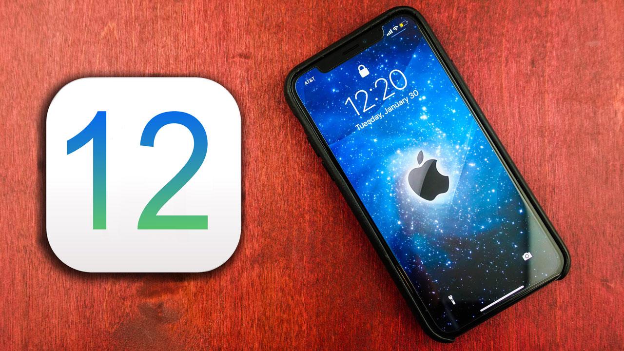 Apple chính thức phát hành iOS 12 cho tất cả người dùng - Link tải firmware iOS 12 chính chủ để cập nhật qua iTune