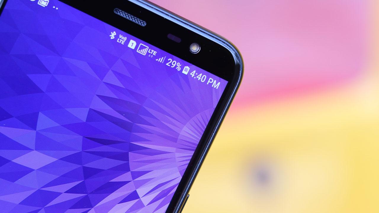 Galaxy J6 Prime sẽ là smartphone đầu tiên của Samsung có cảm biến vân tay đặt ở cạnh bên