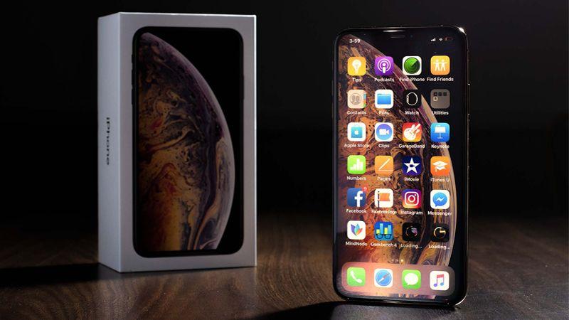 Apple bán iPhone Xs Max giá 1.249 USD, trong khi đó chi phí sản xuất chỉ 443 USD