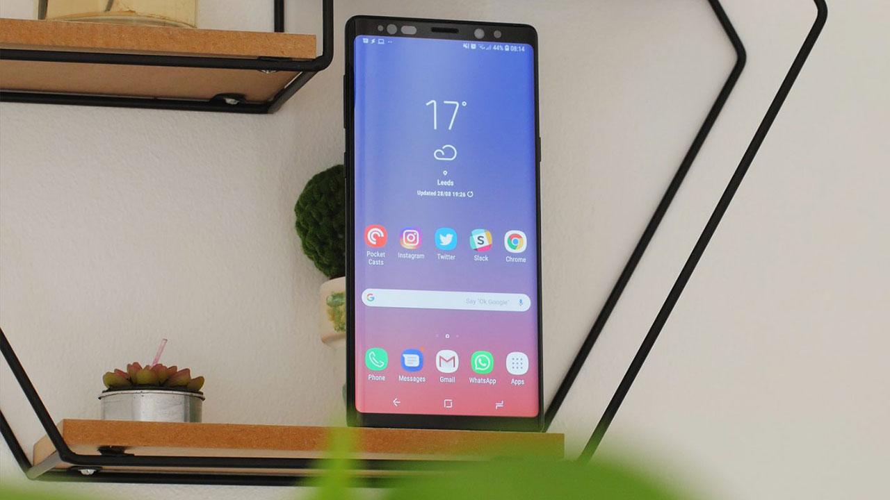 Bằng sáng chế mới của Samsung tiết lộ công nghệ điều khiển bằng cử chỉ, không chạm vào màn hình smartphone nữa
