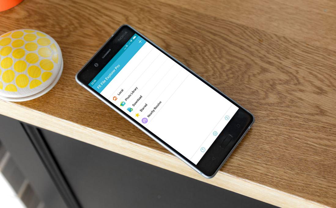 FE File Explorer Pro: Ứng dụng quản lý file trị giá 66K trên Android đang miễn phí trong thời gian ngắn, mời bạn đọc tải về