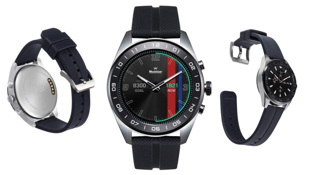 LG công bố Watch W7, smartwatch lai chạy Wear OS, giá 450USD