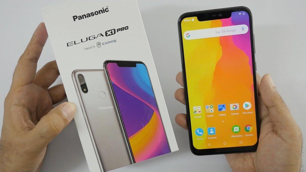 Panasonic trình làng hai mẫu smartphone mới giống hệt iPhone Xs, giá từ 7,3 triệu đồng