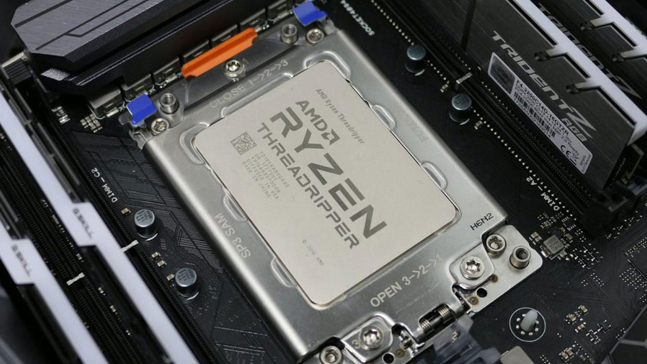 AMD trình làng vi xử lý Threadripper 12 lõi và 24 lõi cùng chế độ tăng cường hiệu năng hoàn toàn mới