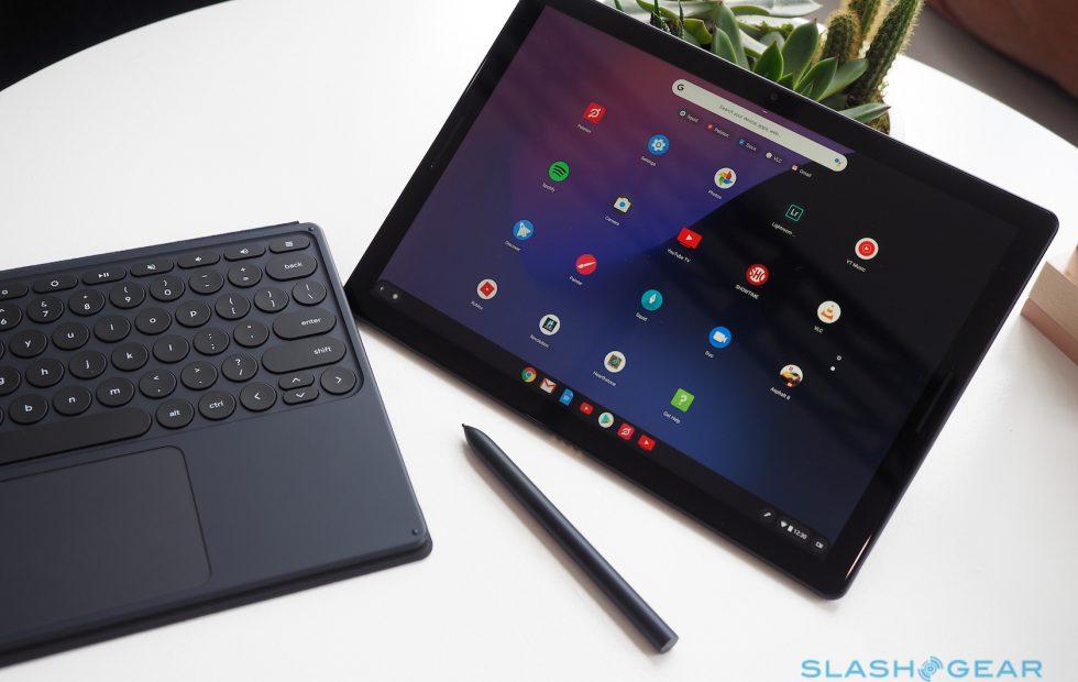 Google ra mắt tablet lai Pixel Slate: chạy Chrome OS, bàn phím và bút bán riêng, bản cao cấp nhất giá 1.599 USD