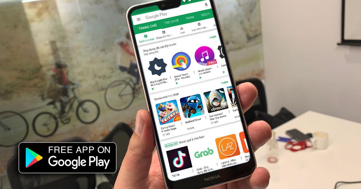 [18/10/2018] Nhanh tay tải về 9 ứng dụng và trò chơi trên Android đang miễn phí, giảm giá trong thời gian ngắn