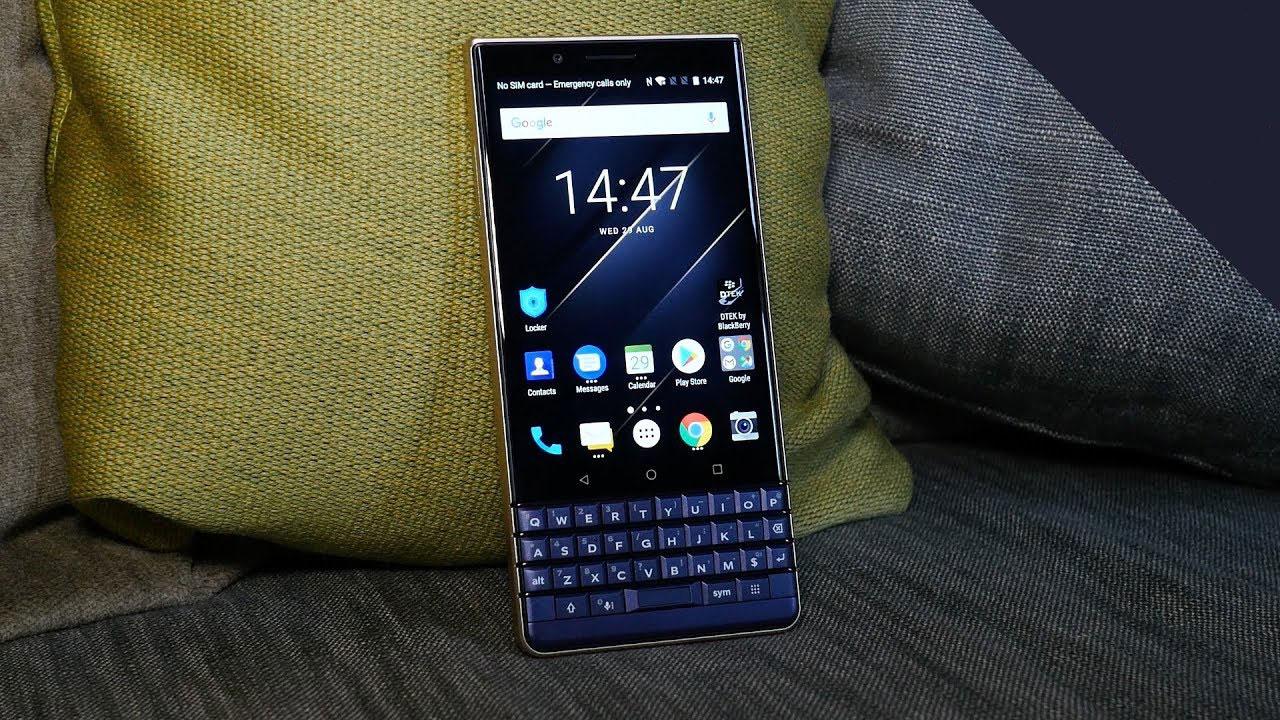 BlackBerry KEY2 LE ra mắt tại Việt Nam: Phiên bản rút gọn của KEY2, giá 11.790.000 VNĐ