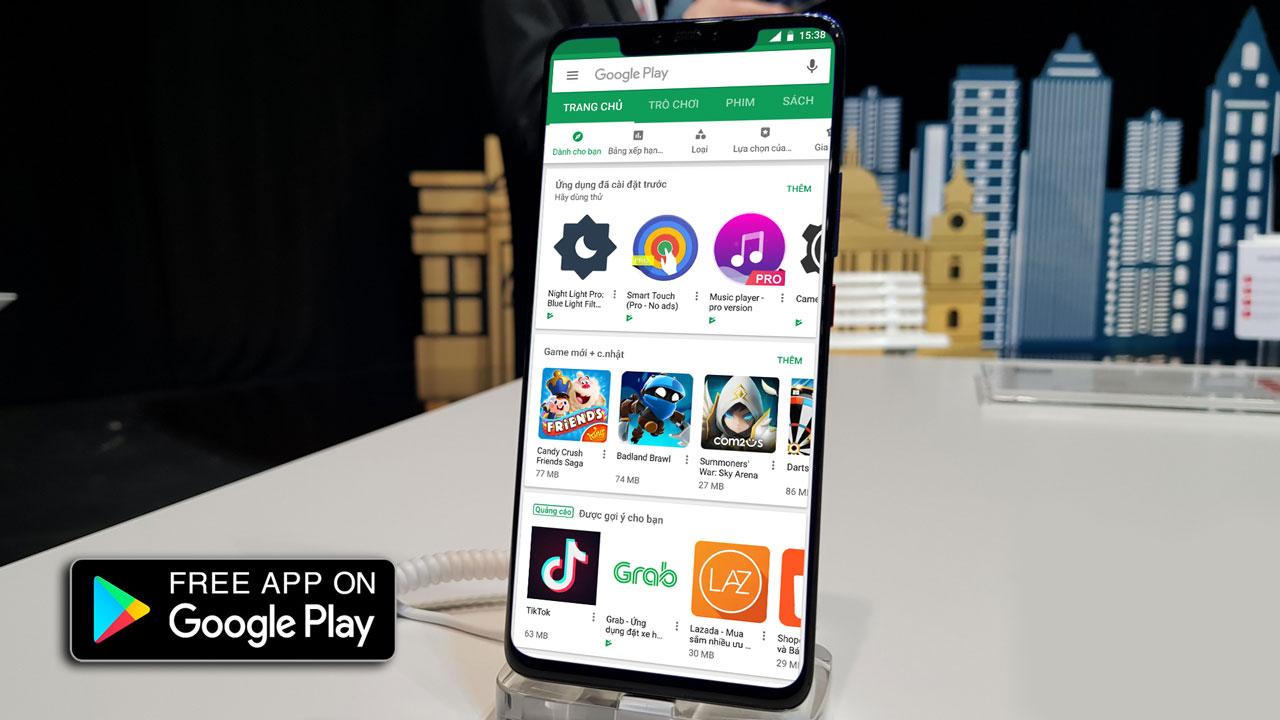 [19/10/2018] Nhanh tay tải về 12 ứng dụng và trò chơi trên Android đang miễn phí, giảm giá trong thời gian ngắn