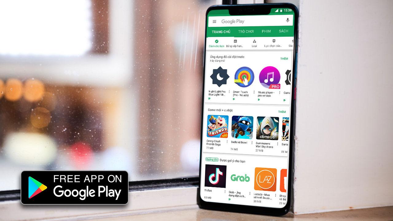 [22/10/2018] Nhanh tay tải về 7 ứng dụng và trò chơi trên Android đang miễn phí, giảm giá trong thời gian ngắn
