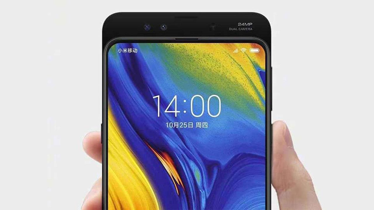 Xiaomi Mi Mix 3 hỗ trợ sạc nhanh không dây tốc độ cao, công suất sạc trên 7.5W?